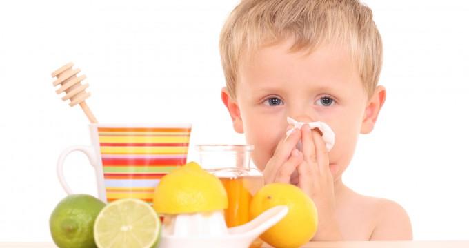 Простуда у детей — чем вылечить простуду в домашних условиях
