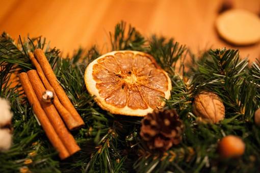 Как правильно сделать венок на Рождество своими руками
