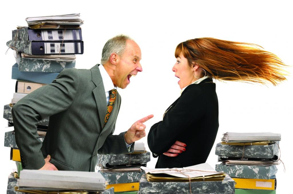 Как унять начальника и защитить себя