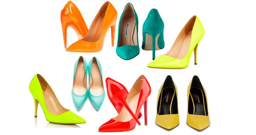 С чем носить туфли-лодочки - мода в мелочах