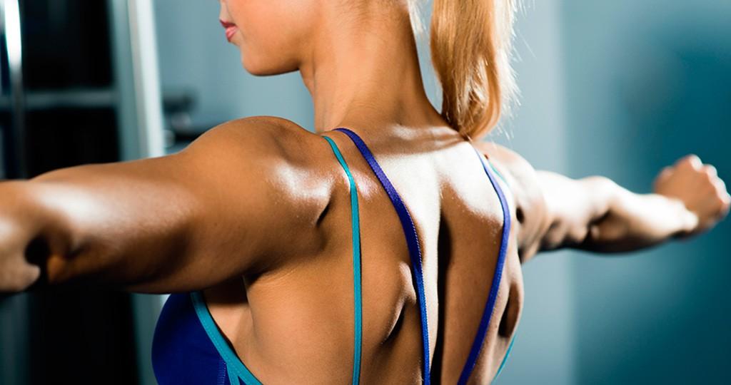 Эффективные упражнения для укрепления мышц спины