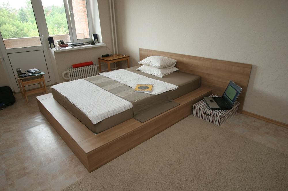 Модели кроватей
