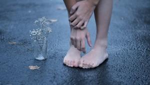 Потливость ног народные