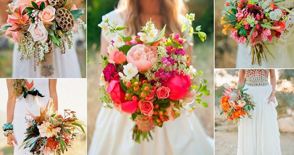 Свадебный букет невесты - готовые и самодельные варианты