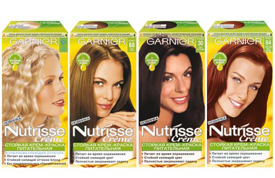 Краски для волос рейтинг