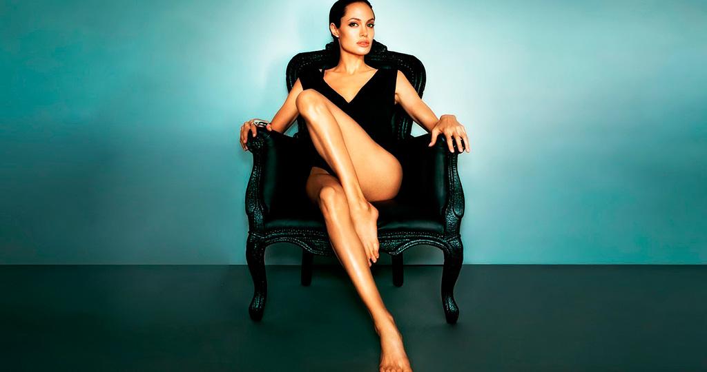 Анджелина Джоли продолжает худеть из-за проблем в семье