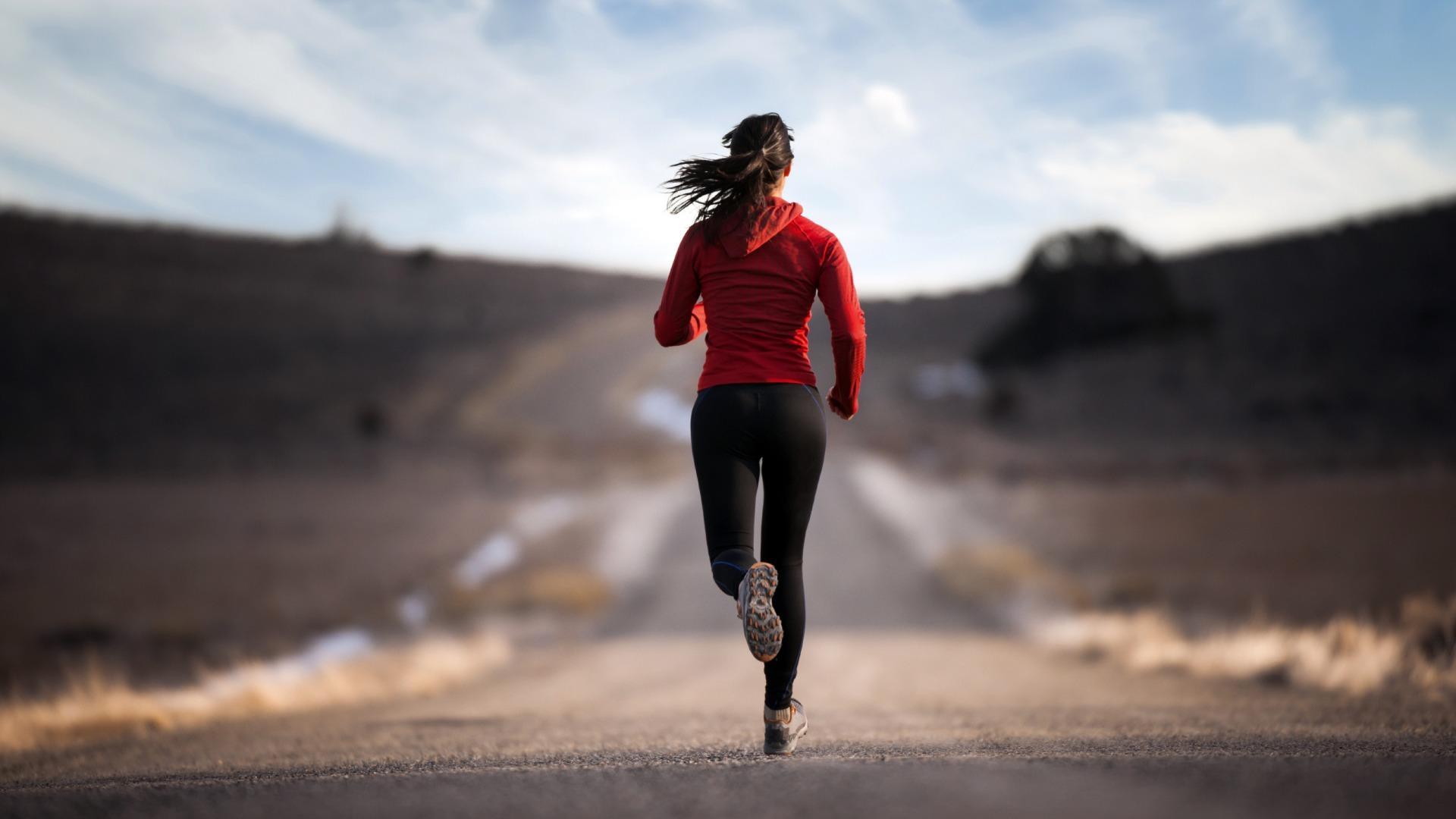 Обои спорт бег на рабочий стол