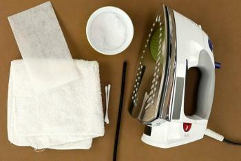 Как почистить утюг в домашних условиях — избавляемся от нагара