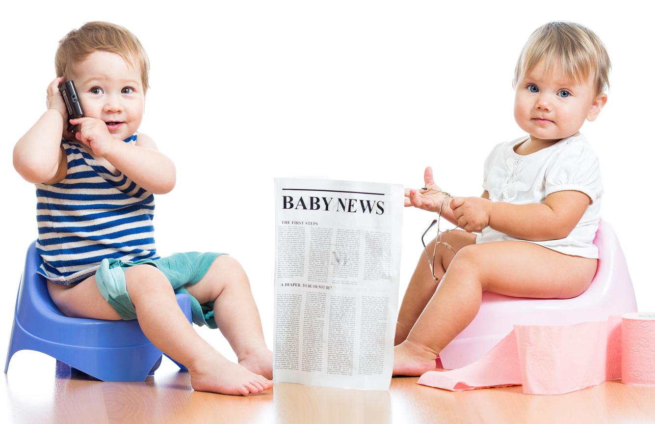 Ребенок на горшке: фото и картинки ребенок на горшке 5