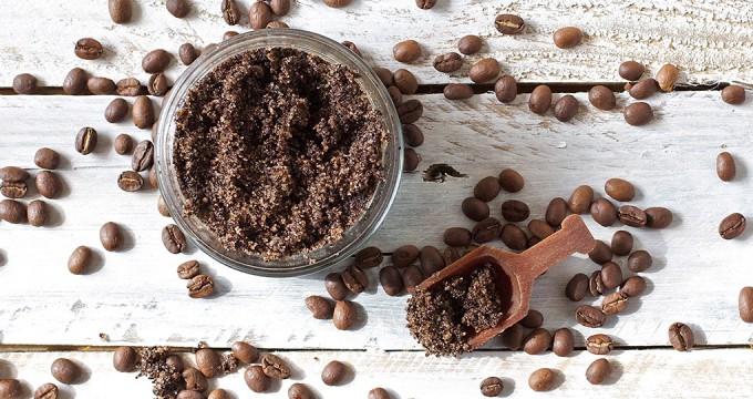 Кофейный скраб в домашних условиях — лучшие рецепты