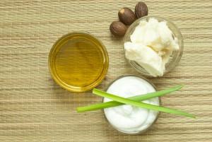 Абрикос и масло Ши для лица