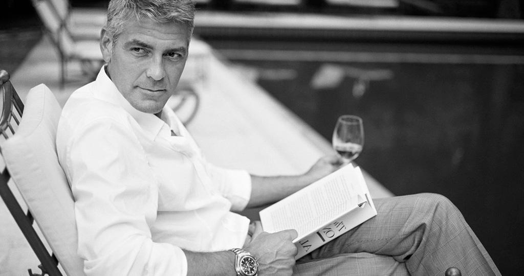 СМИ подозревают, что Джордж Клуни изменяет жене