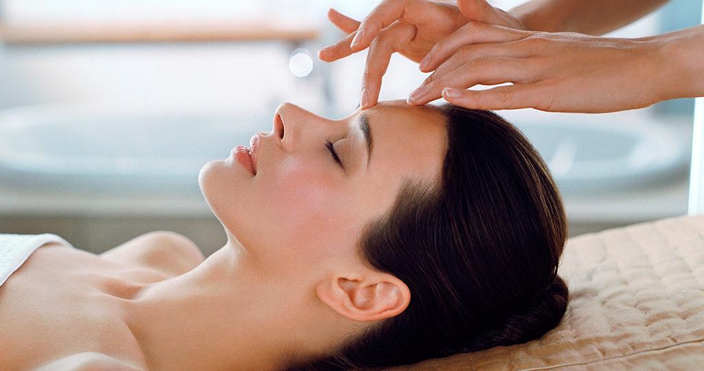Техника японского массажа Асахи для лица