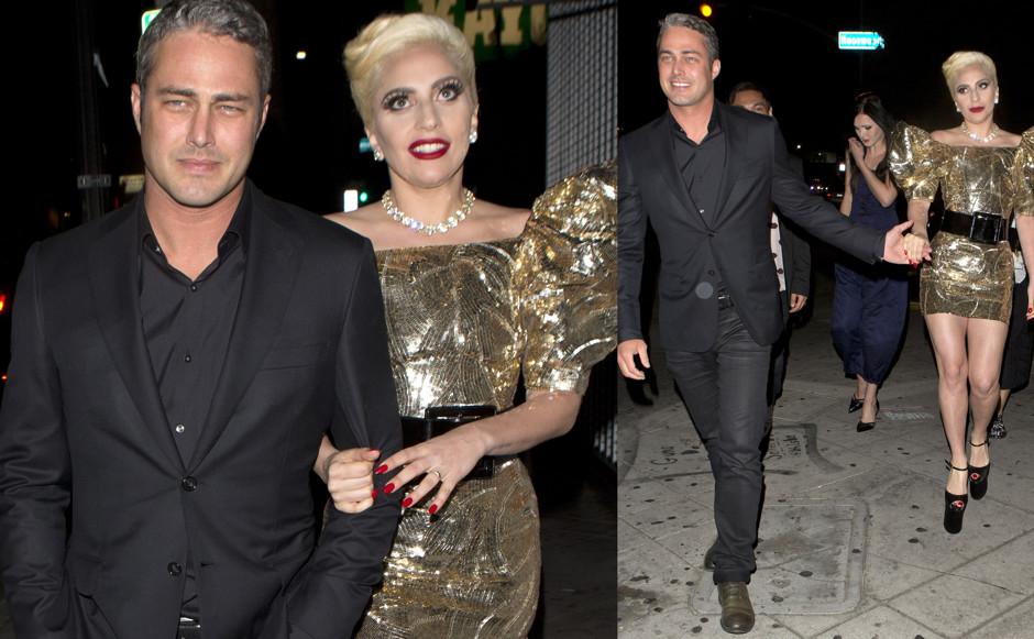 Леди Гага вышла замуж