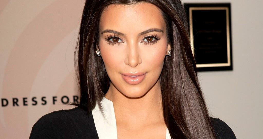 Ким Кардашьян выложила новое фото топлесс