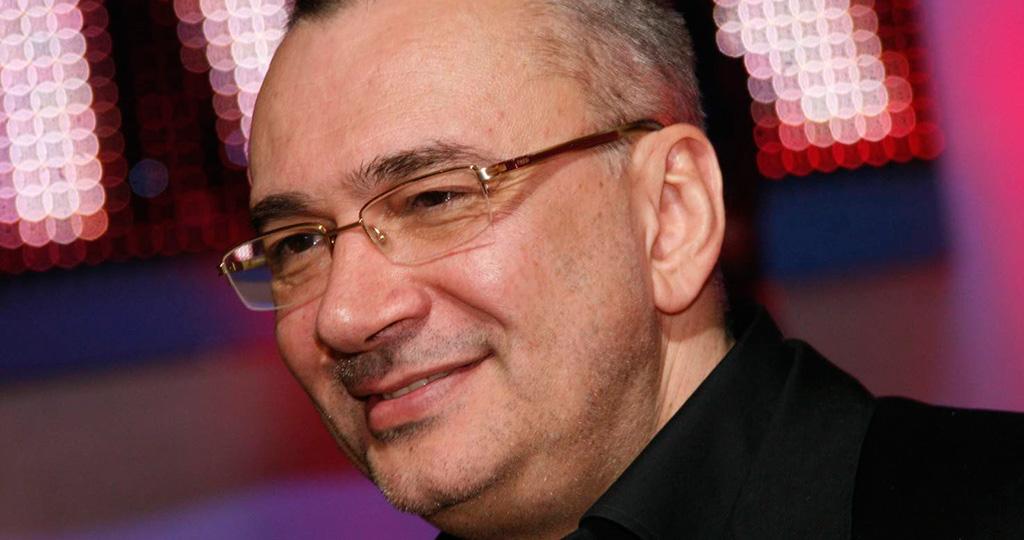 Константин Меладзе вместе с дочками рассказал о своей жизни