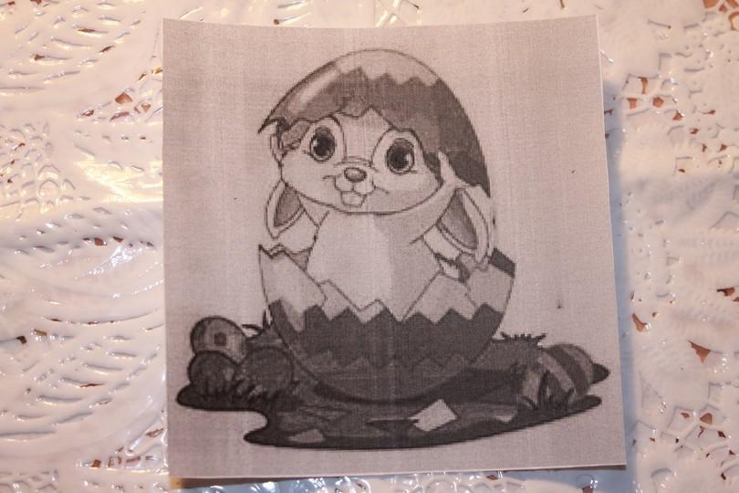 Пасха пасхальный кролик
