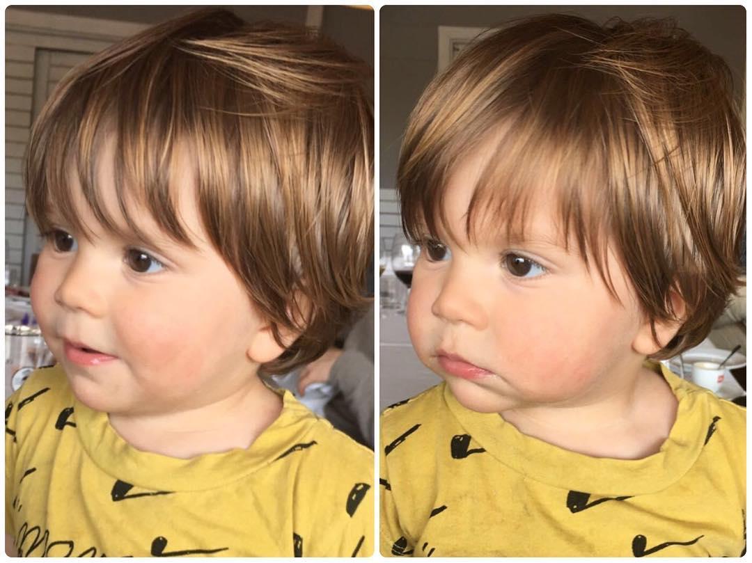 Шакира опубликовала фотографии подросшего младшего сына