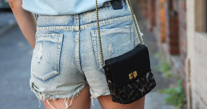 Джинсовые шорты — тренды и антитренды