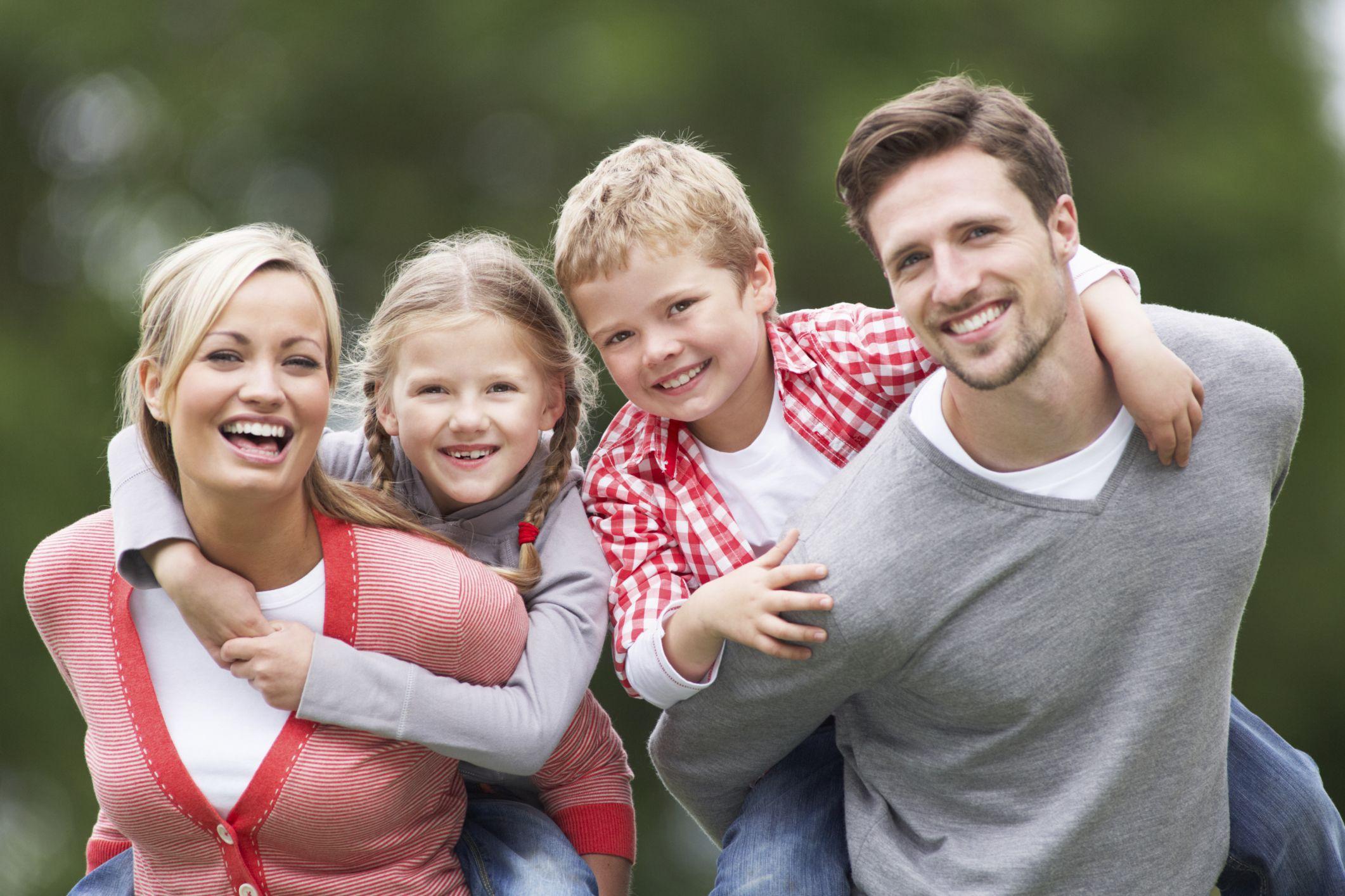 Взаимопонимание уважение в семье