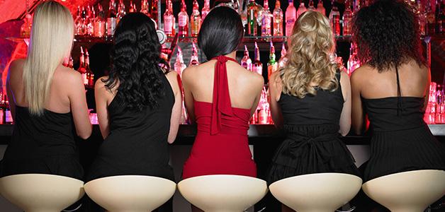 Прикольные конкурсы на девичник