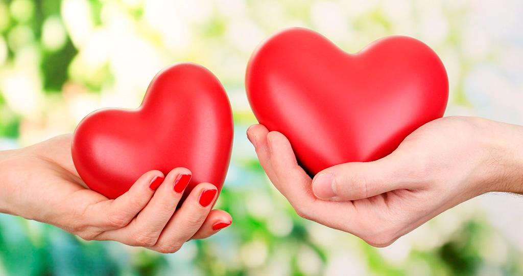 Привлечение любви с помощью Фэн-шуй