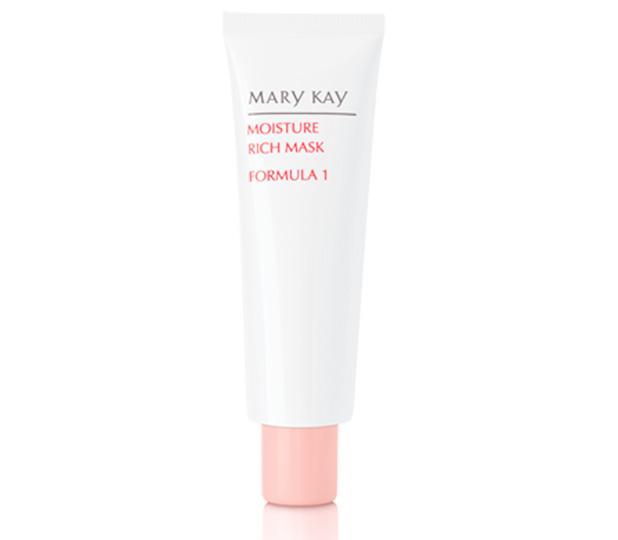 Увлажняющая жирная маска Mary Kay Formula 1