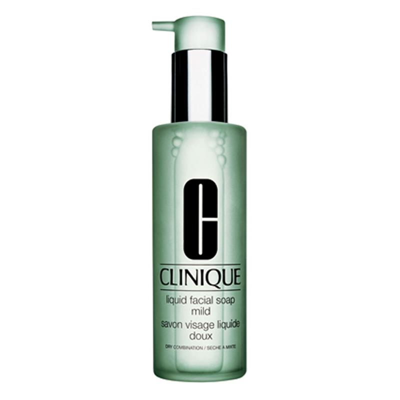 Жидкое мыло для сухой и очень сухой кожи лица Clinique