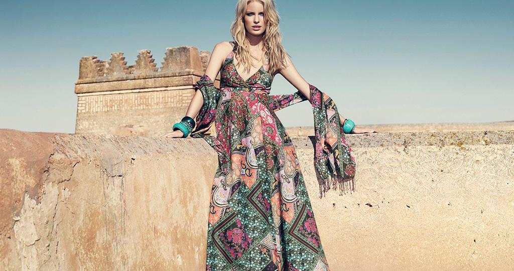 С чем носить сарафан - правила сочетания летней одежды