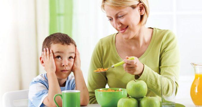 Здоровые привычки детей в еде – взрослым на заметку