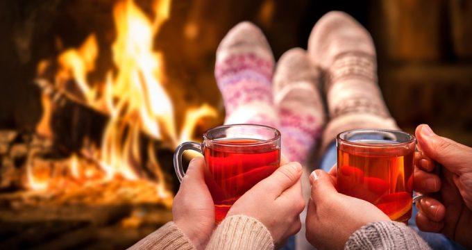 5 рецептов чая, который согреет в мороз