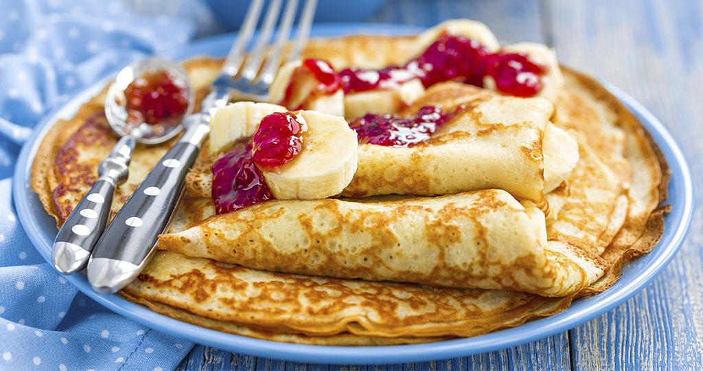 Блины на молоке – 5 рецептов вкусного завтрака