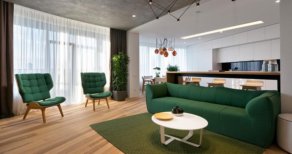 Дизайн в стиле минимализм – как обустроить квартиру