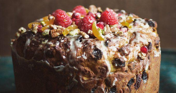 Панеттоне – 3 рецепта итальянского кекса