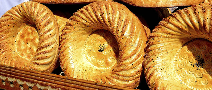 Узбекская лепешка сладкая