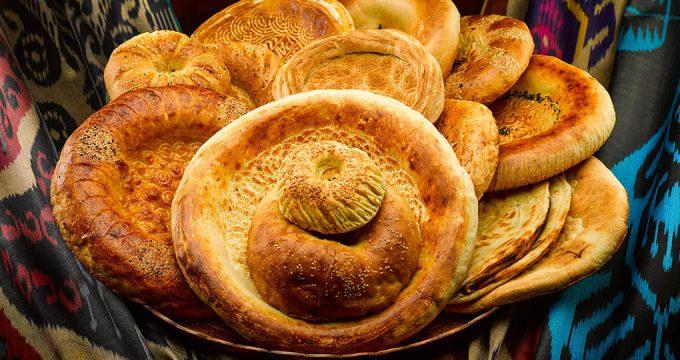 Узбекская лепешка – 4 простых рецепта