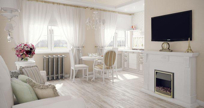 Квартира в стиле прованс – элементы дизайна