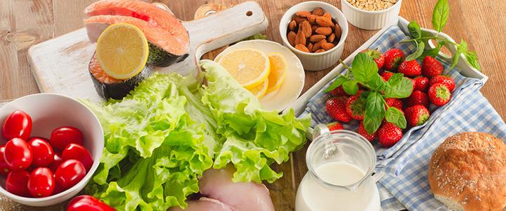 Питание при белоково-углоеводном чередовании
