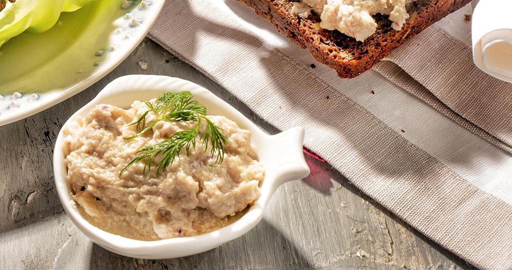 Форшмак – 8 рецептов закуски из селедки