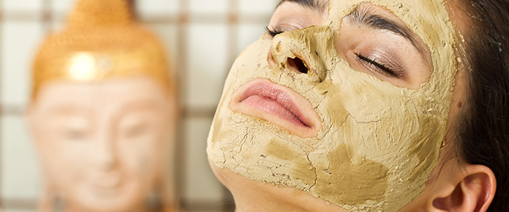 Глина для лица для проблемной кожи