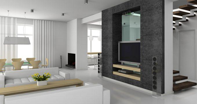 Квартира в стиле модерн – черты и функциональность