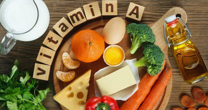 Витамин А – где содержится и для чего полезен
