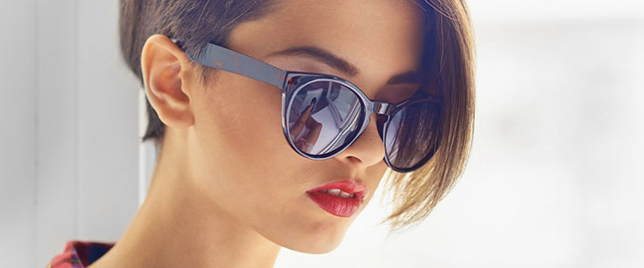 Как выбрать солнцезащитные очки по типу лица