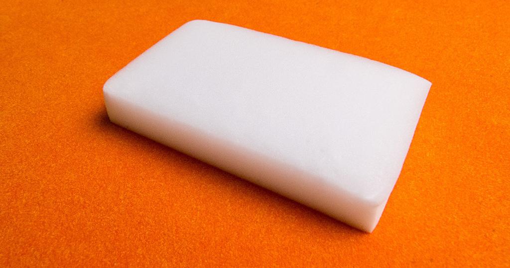 Меламиновая губка – польза, вред и инструкция по применению