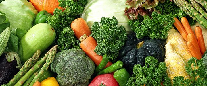 Овощи для волос