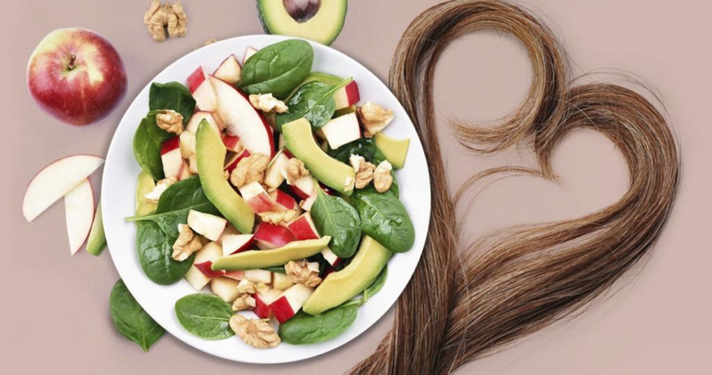 11 продуктов, полезных для роста волос