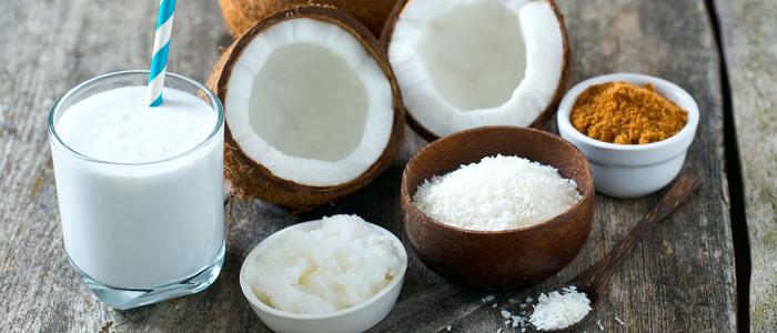 калорийность кокосового молока