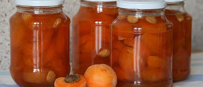 королевское варенье из абрикосов без косточек