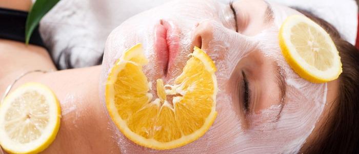лимон в косметике