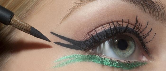 научиться рисовать стрелки на глазах